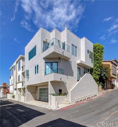 Manhattan Beach Single Family Home For Sale: 217 Marine Place