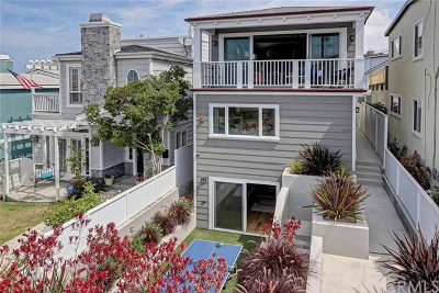 Hermosa Beach Single Family Home For Sale: 669 Longfellow Avenue
