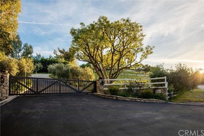 Rolling Hills CA Single Family Home For Sale: $19,800,000