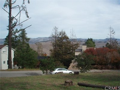 Cambria Residential Lots & Land For Sale: Pineridge Drive