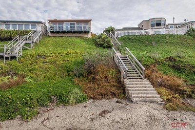 Cayucos Single Family Home For Sale: 2792 Studio Drive