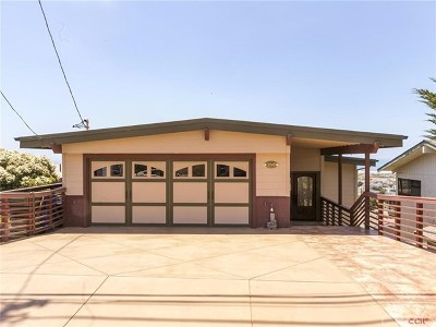 Morro Bay Single Family Home For Sale: 2245 Nutmeg