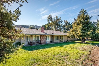 Los Osos Single Family Home For Sale: 2181 Blue Heron Lane