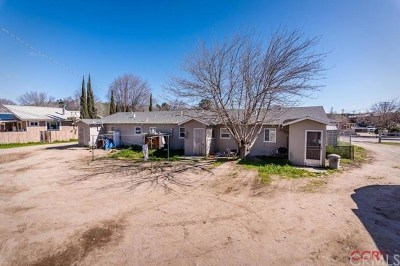 San Miguel Multi Family Home For Sale: 1409 Bonita Place