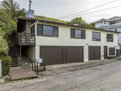 Cayucos Single Family Home For Sale: 761 Park