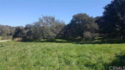 Arroyo Grande Residential Lots & Land For Sale: Cimarron