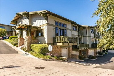 Avila Beach Condo/Townhouse For Sale: 290 Ocean Oaks Drive
