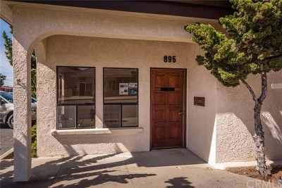 Morro Bay Commercial For Sale: 895 Shasta Avenue #2