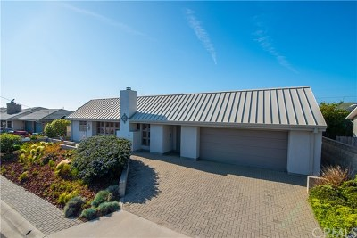 Morro Bay Single Family Home For Sale: 161 Java Street