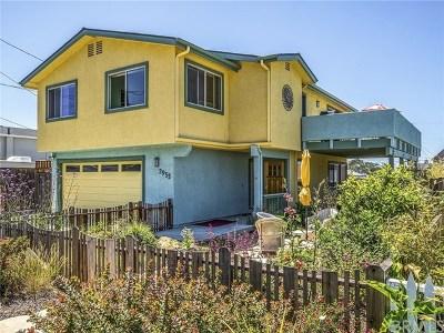 Morro Bay Single Family Home For Sale: 2955 Elm Avenue