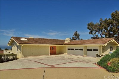 Morro Bay Single Family Home For Sale: 687 Sequoia Court