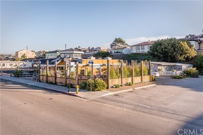 Morro Bay Commercial For Sale: 560 Embarcadero