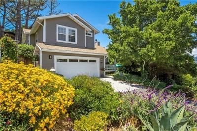 Cambria Single Family Home For Sale: 1795 Hudson Avenue