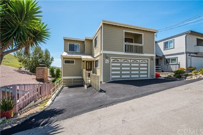 Morro Bay Single Family Home For Sale: 594 Blanca Street
