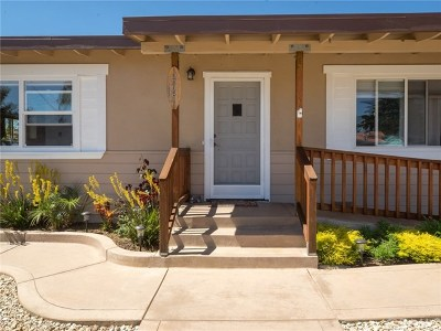 Morro Bay Single Family Home For Sale: 265 Capri Street