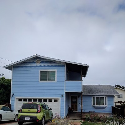 Morro Bay Single Family Home For Sale: 2675 Ironwood Avenue