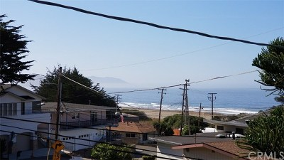 Cayucos CA Single Family Home For Sale: $585,000