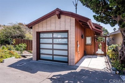 Cayucos Single Family Home For Sale: 2960 Studio Drive