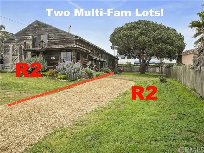 Cambria, Cayucos, Morro Bay, Los Osos Single Family Home For Sale: 1180 Morro Avenue