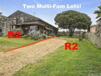 Cambria, Cayucos, Morro Bay, Los Osos Multi Family Home For Sale: 1180 Morro Avenue
