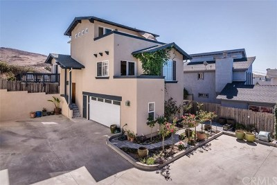 Cayucos Single Family Home For Sale: 1939 Circle Drive