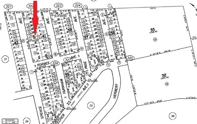 Cayucos Residential Lots & Land For Sale: Paper Roads Cayucos