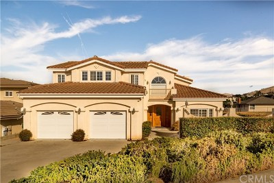 Morro Bay Single Family Home For Sale: 606 Ironwood Court