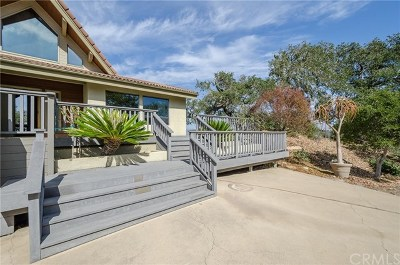 San Luis Obispo Single Family Home For Sale: 2095 Valle Vista Place
