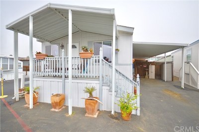 Morro Bay Mobile Home For Sale: 500 Atascadero Road