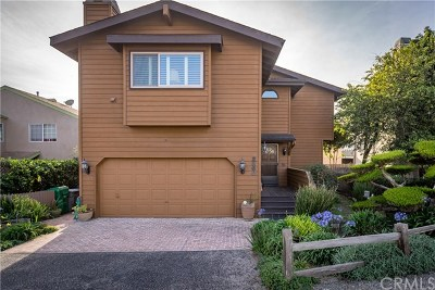 Cayucos CA Single Family Home For Sale: $950,000