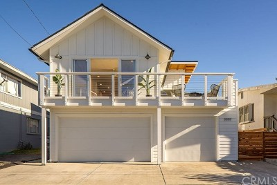 Cayucos Single Family Home For Sale: 1999 Cass Avenue