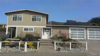 Los Osos Single Family Home For Sale: 225 Madera Street