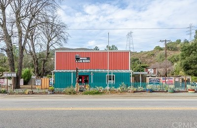 Atascadero Commercial For Sale: 15050 Morro Road