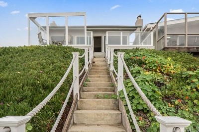 Cayucos Single Family Home For Sale: 3420 Studio Drive