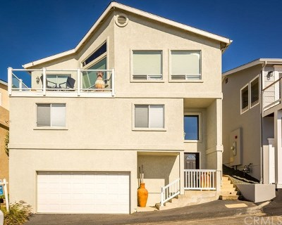Cayucos Single Family Home For Sale: 897 Park Avenue
