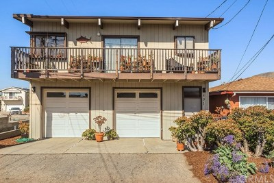 Morro Bay Single Family Home For Sale: 331 Luzon Street