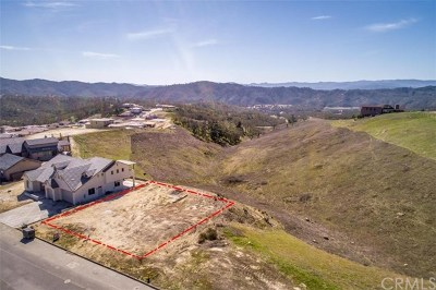 Santa Margarita, Templeton, Atascadero, Paso Robles Residential Lots & Land For Sale: 3360 Timberline Drive