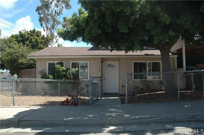 Oceano Single Family Home For Sale: 2176 Wilmar Avenue