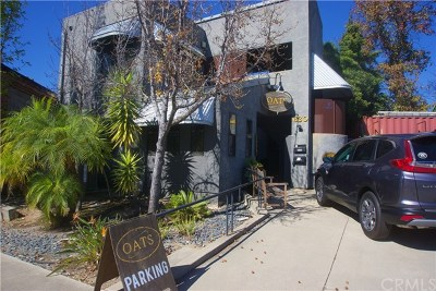 San Luis Obispo Commercial For Sale: 630 High Street