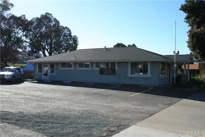 Los Osos Commercial For Sale: 945 Los Osos Valley Road