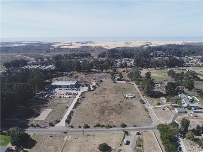 Pismo Beach, Arroyo Grande, Grover Beach, Oceano Residential Lots & Land For Sale: 2376 Precision Drive