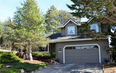 Cambria, Cayucos, Morro Bay, Los Osos Single Family Home For Sale: 3080 Wood Drive