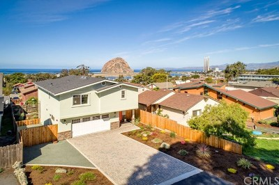 Morro Bay Single Family Home For Sale: 413 Shasta Avenue