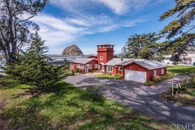 Morro Bay Single Family Home For Sale: 485 Morro Avenue