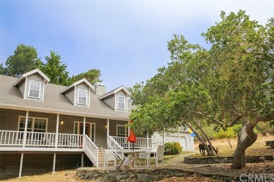Cambria Single Family Home Active Under Contract: 1005 Kenneth Drive