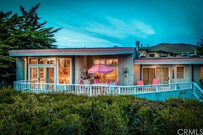 San Luis Obispo County Single Family Home For Sale: 3126 Beachcomber Drive