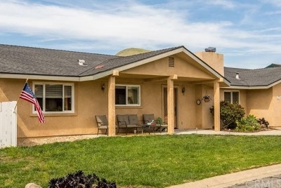 Morro Bay Single Family Home For Sale: 215 Formosa Street