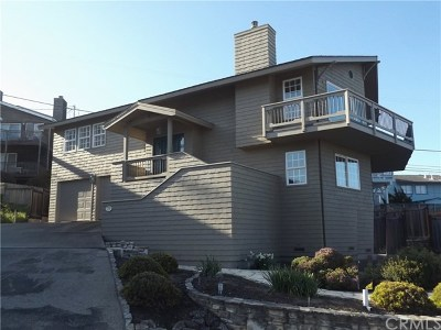Cambria, Cayucos, Morro Bay, Los Osos Single Family Home For Sale: 370 Bristol Street