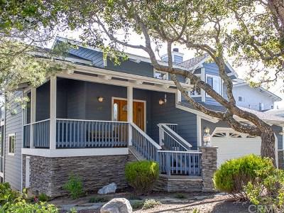 Cambria Single Family Home For Sale: 1691 Astor Avenue