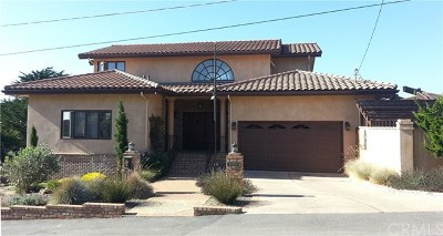 Cambria, Cayucos, Morro Bay, Los Osos Single Family Home For Sale: 315 Bristol Street